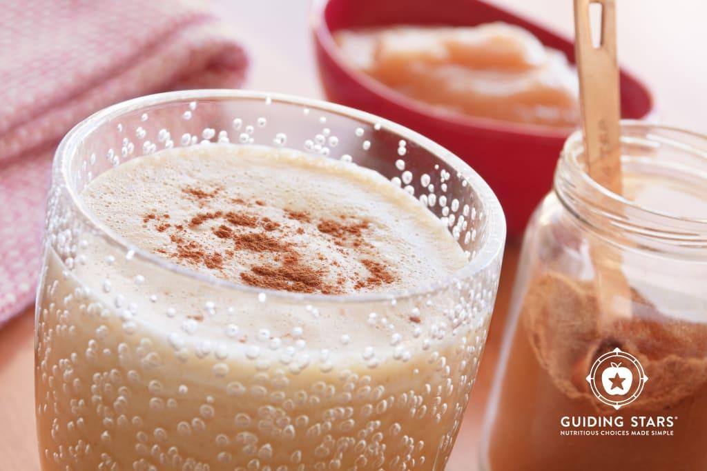Apple Cinnamon Almond Smoothie