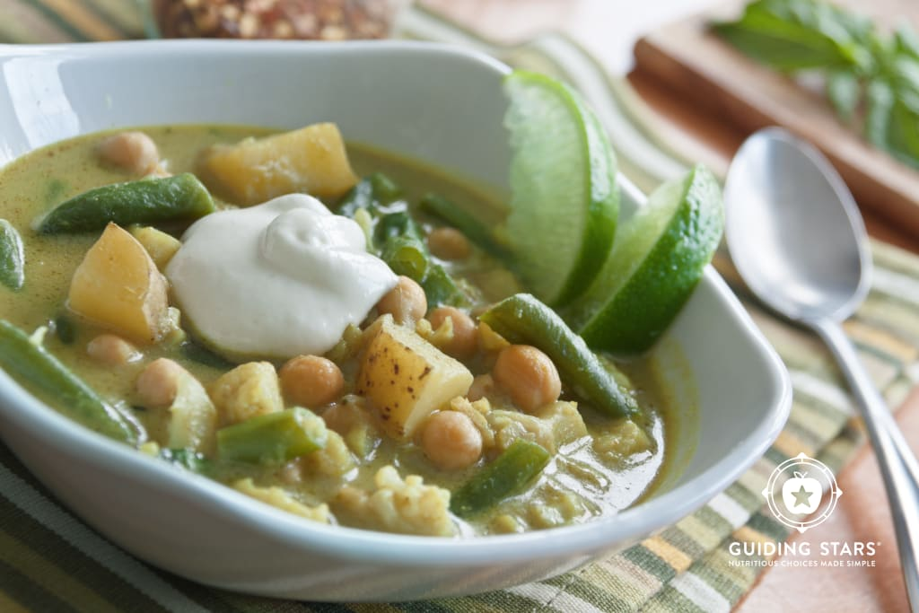Green Curry Stew
