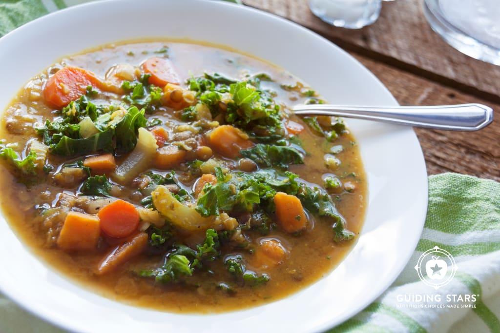 Two-Lentil Soup