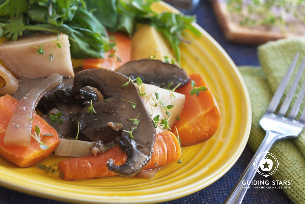 Portobello Pot Roast