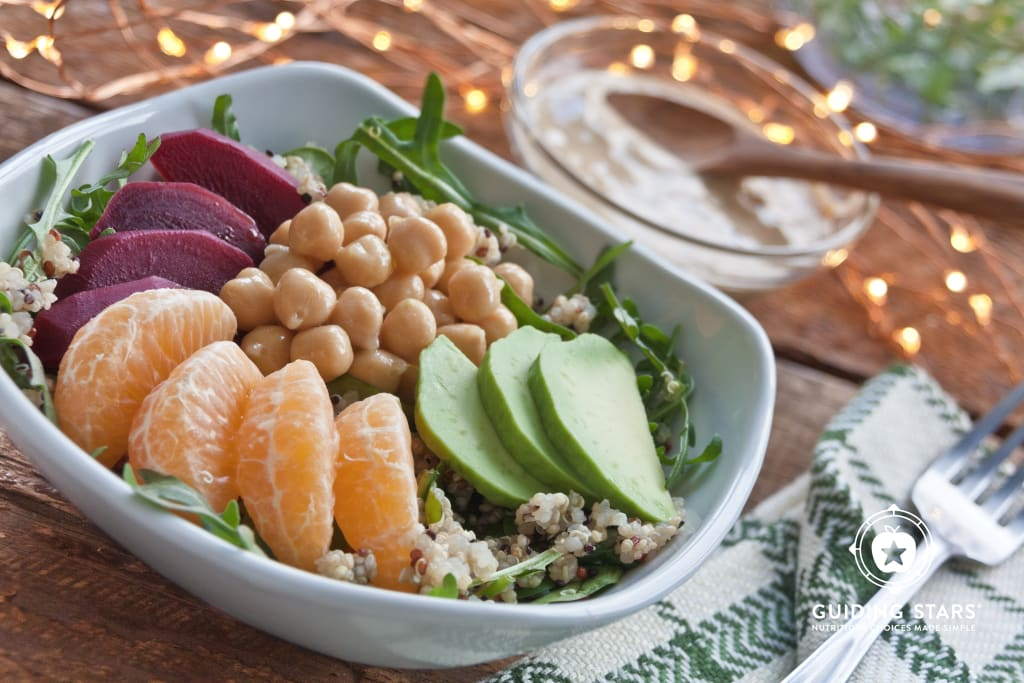 Citrus Bliss Buddha Bowl