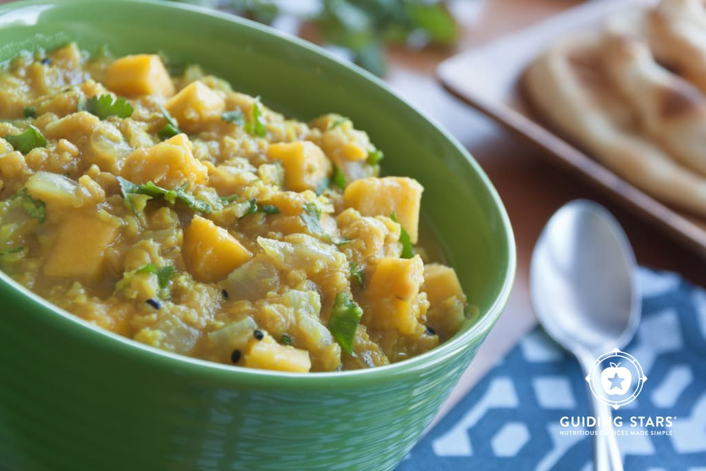 Indian Mango Dal