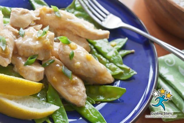 Lemon-Ginger Chicken