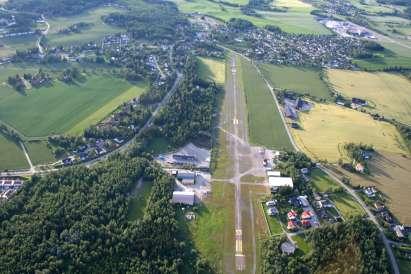 Bevar Hamar flyplass