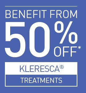 Up To 50% Off Kleresca Treatments