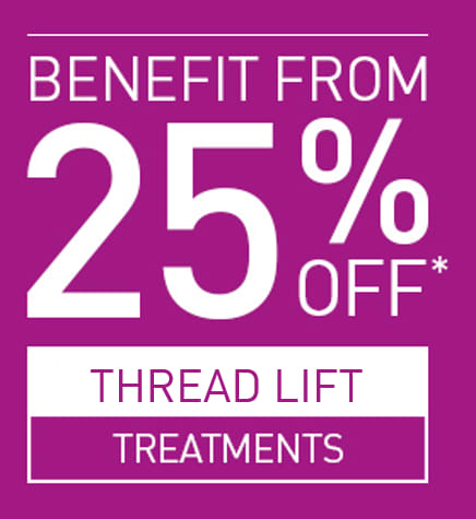 25% OFF Thread Lifts