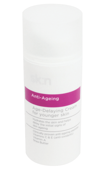 sk:n Age-Delaying Cream - younger skin 30ml