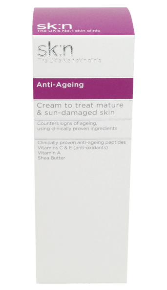 sk:n Treatment Cream - mature /sun damaged skin 30ml