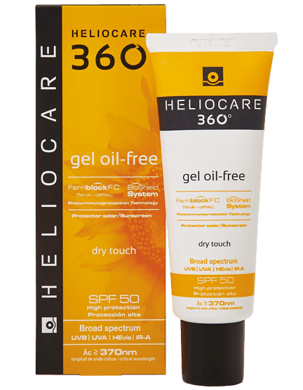 Heliocare® 360˚ Oil Free Gel SPF50 50ml
