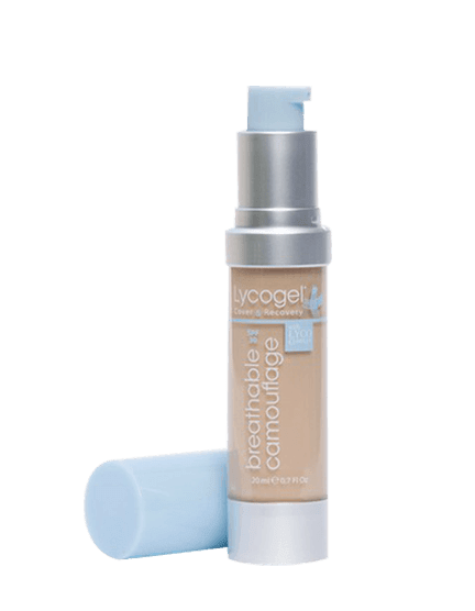 Lycogel Foundation Caramel 20ml
