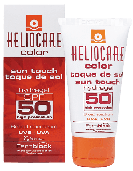 Heliocare® Color Suntouch Hydragel SPF50 50ml