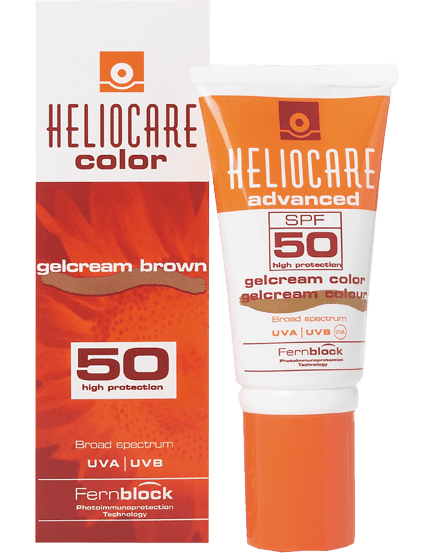 Heliocare® Color Gelcream Brown SPF50 50ml