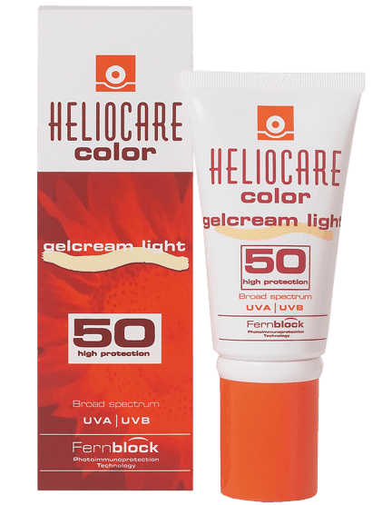 Heliocare® Color Gelcream Light SPF50 50ml