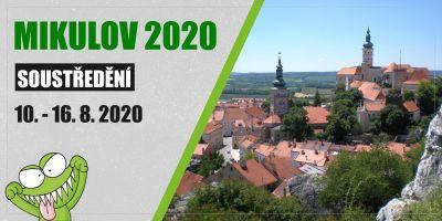 Soustredeni Mikulov 2020
