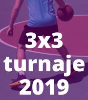 3x3 turnaje 2019