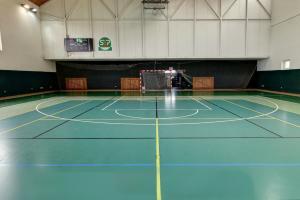 Sportovní hala SŠP