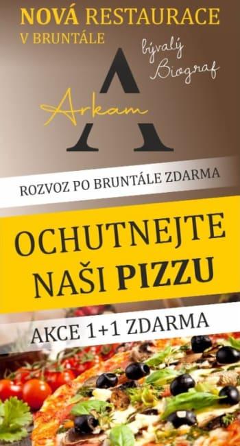 ARKAM - pizza
