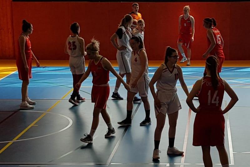 SK Bruntál vs. Levhartice Chomutov
