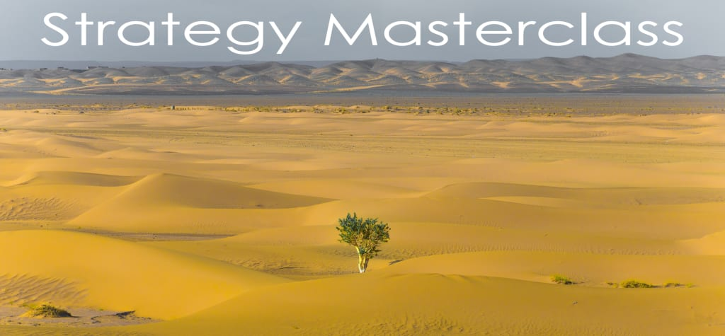 masterclass strategically enhancing organisational resilience