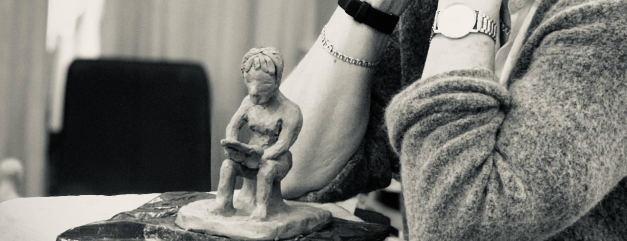 Lär dig skulptera