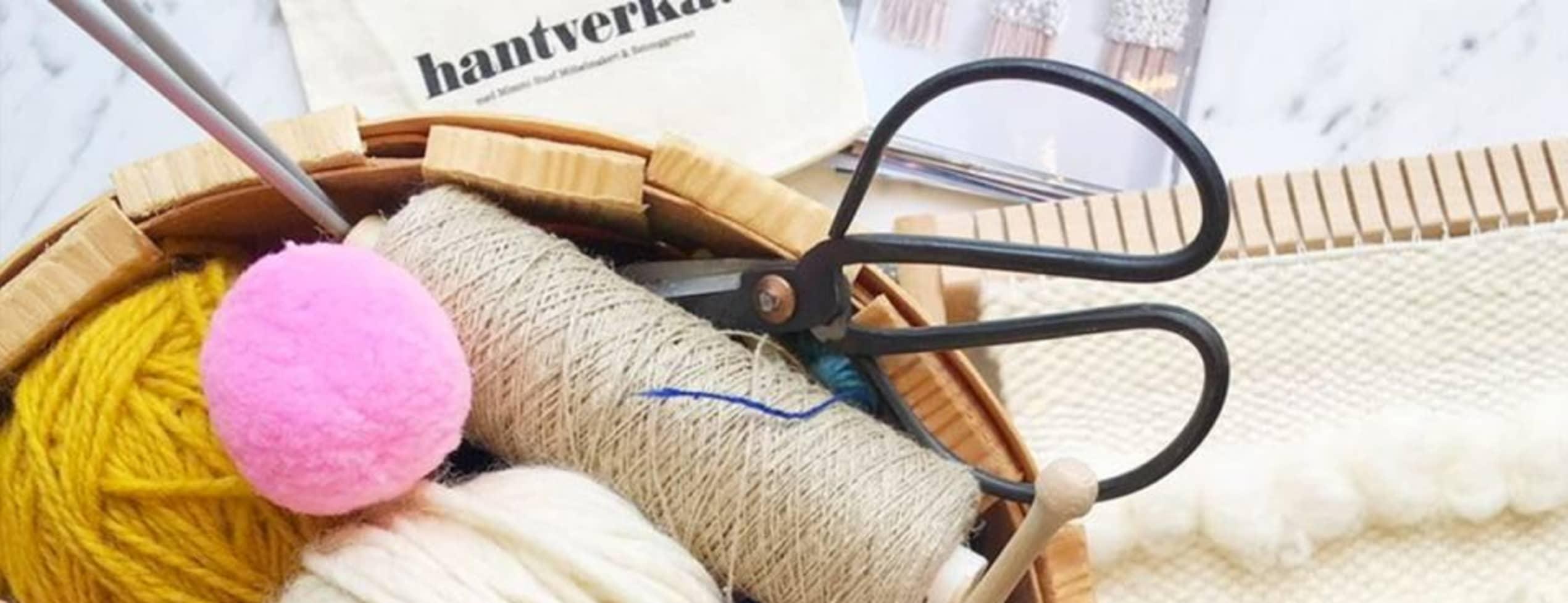 Master tapestry weaving