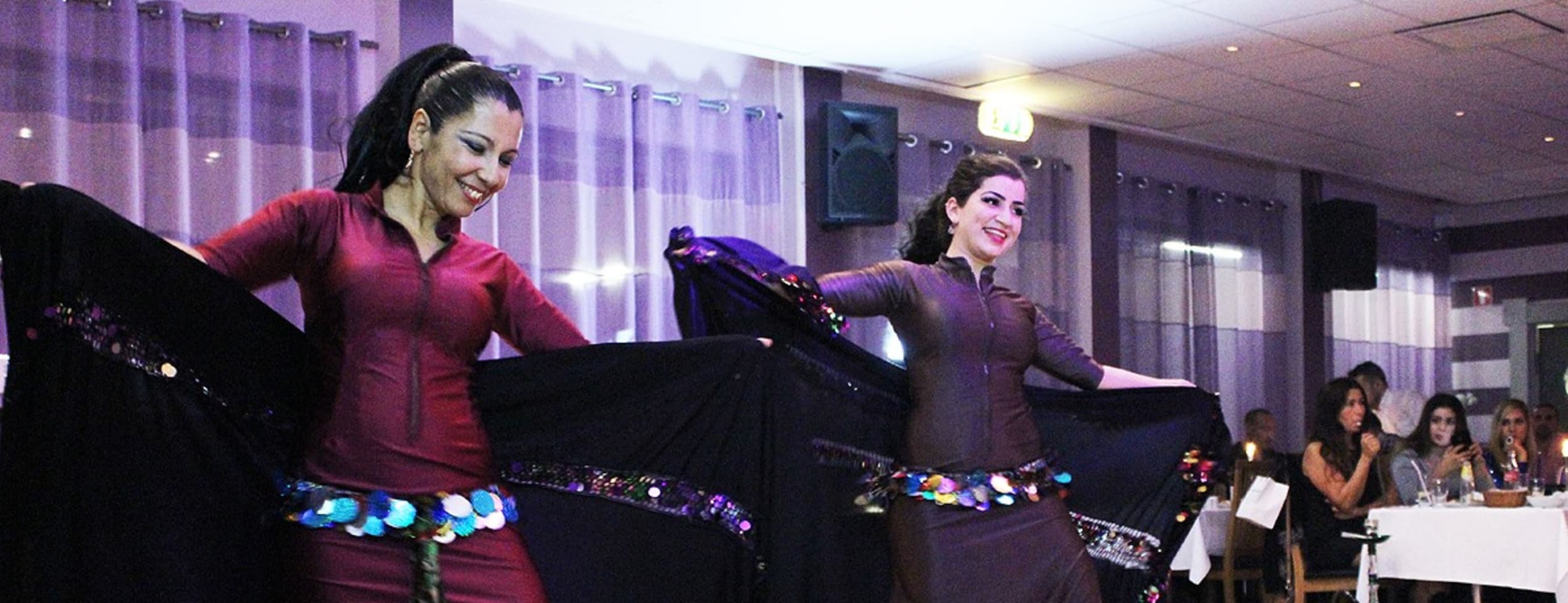 Lär dig dansa orientalisk dans
