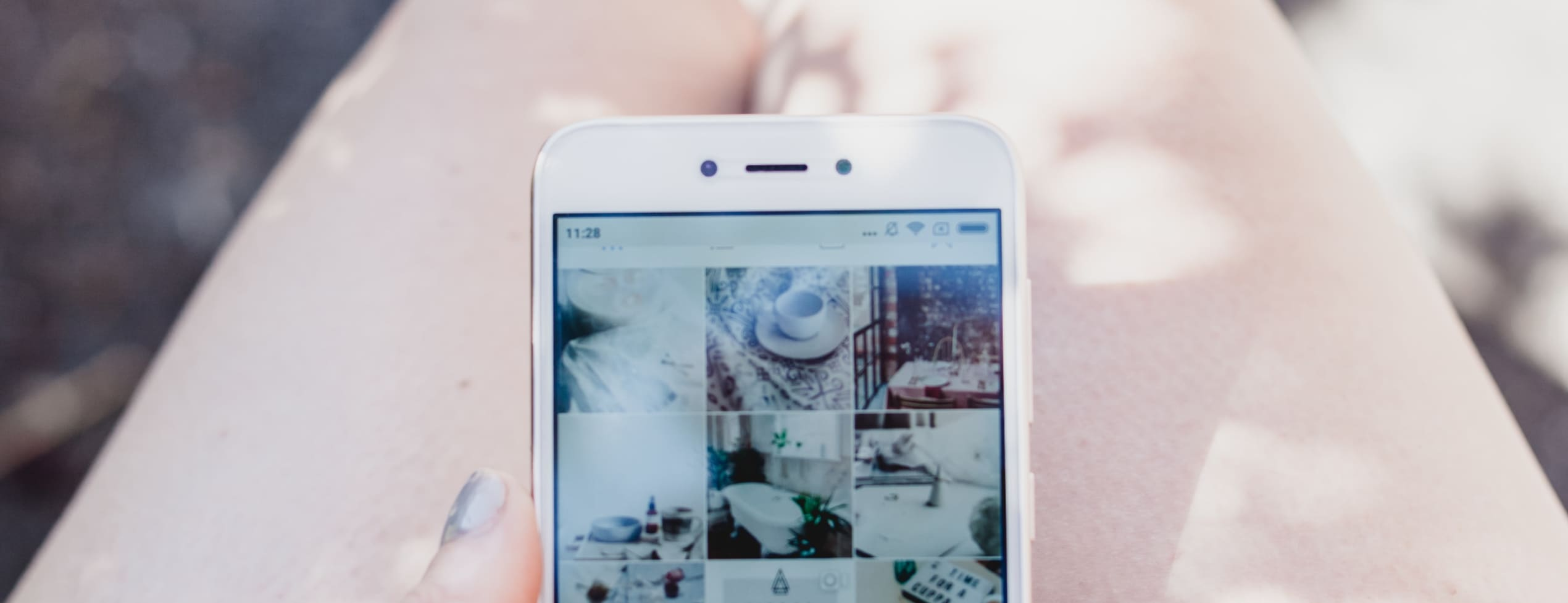 Style up! Foto och Instagram-workshop med Lou Noirblanc