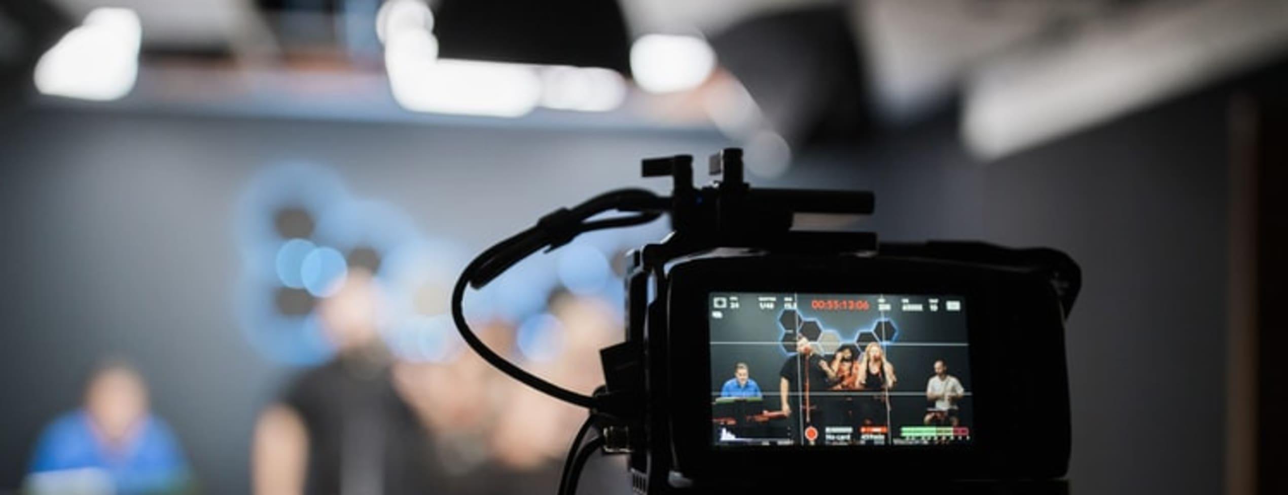 Filma och redigera enkla videos