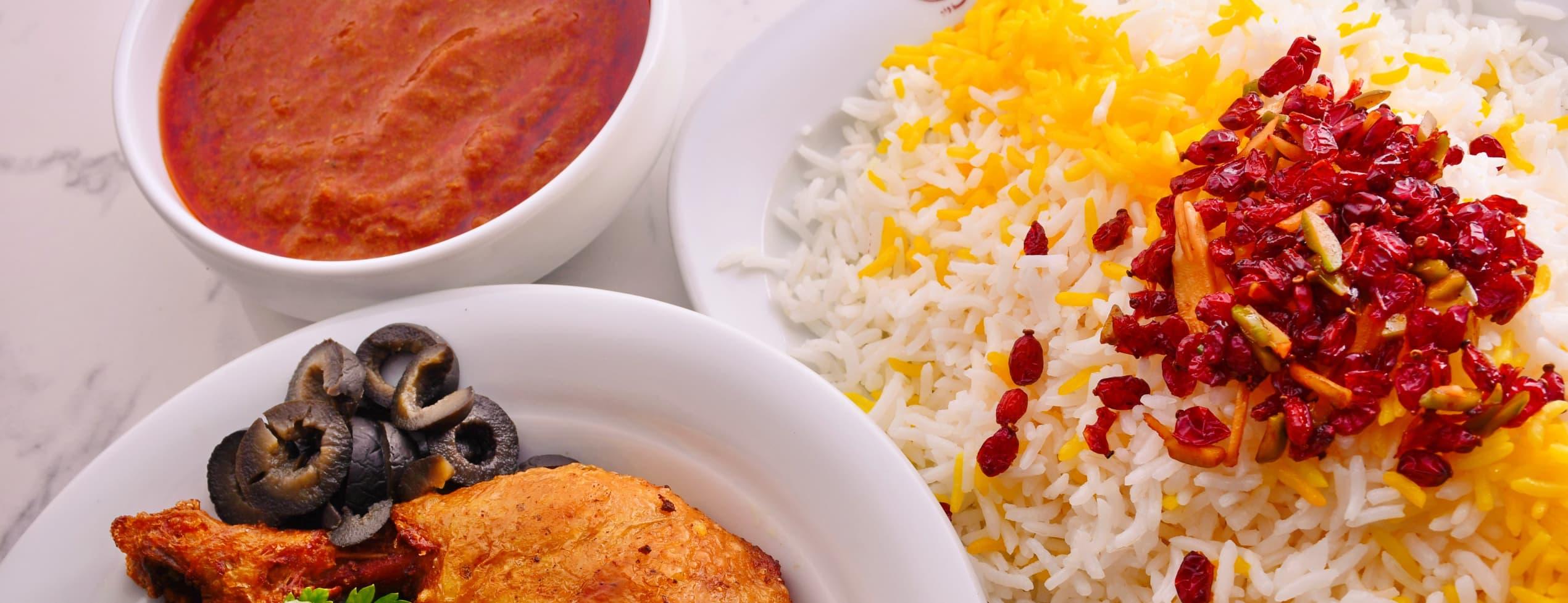 Persisk matlagning