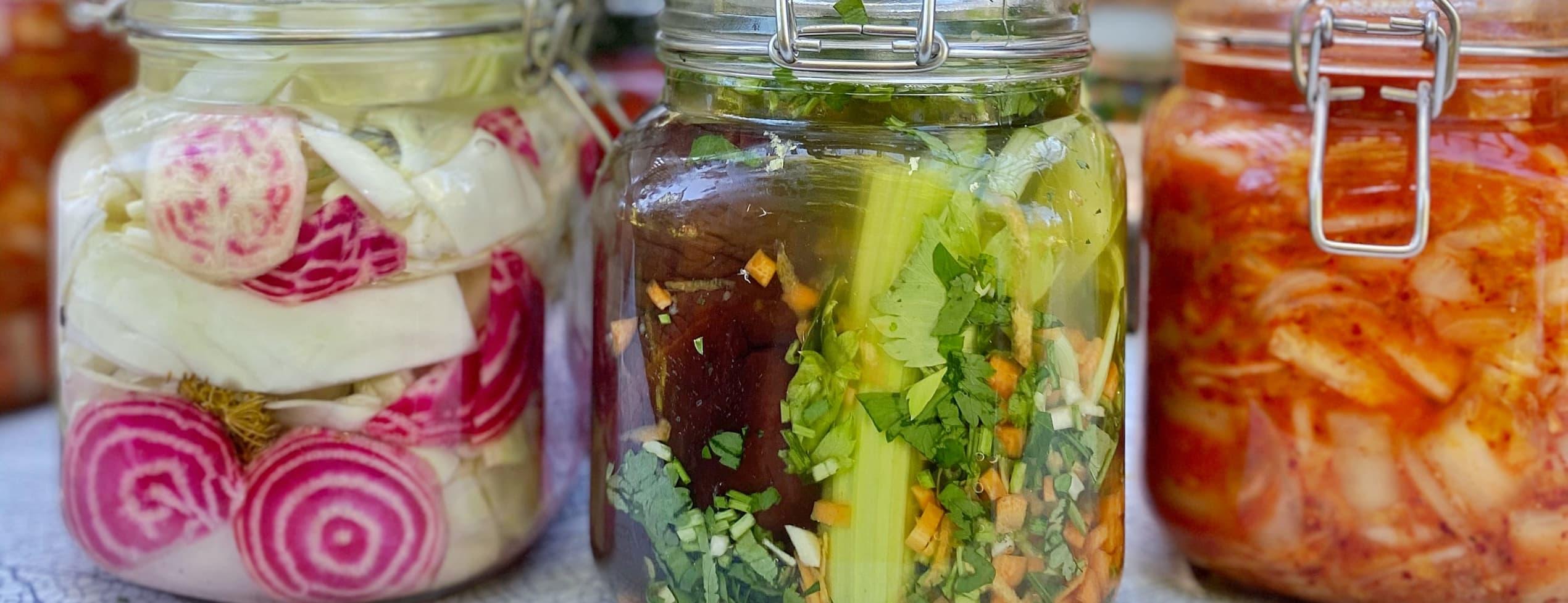 Fermentering-- så lyckas du med egna mjölksyrade grönsaker hemma