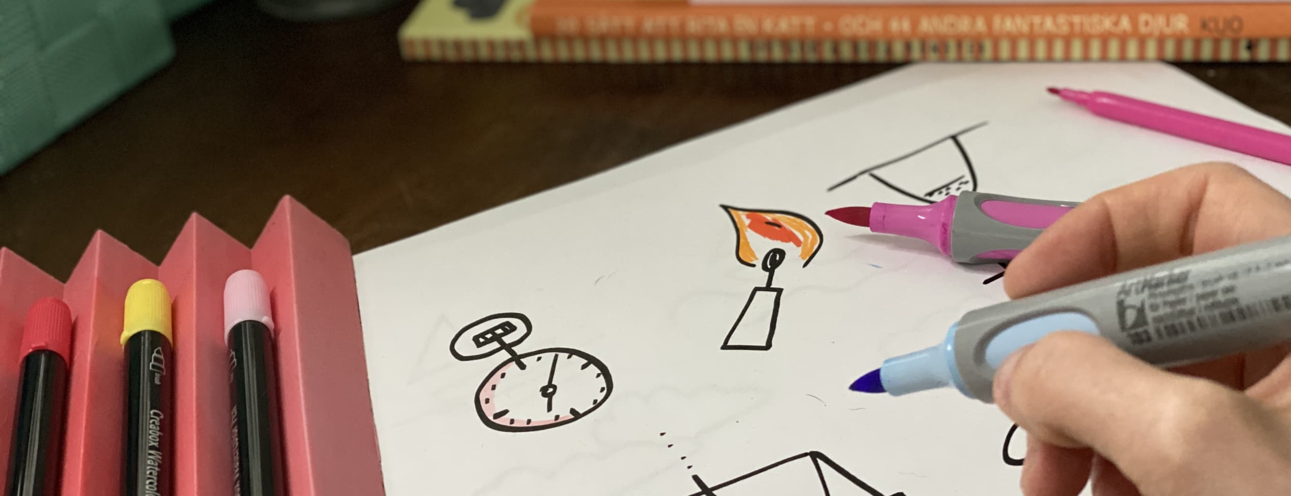 Rita mera - skapa ditt symbolbibliotek