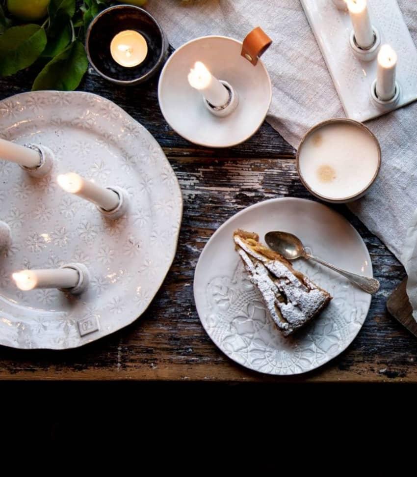 Keramikkurs - Ljus i mörkret