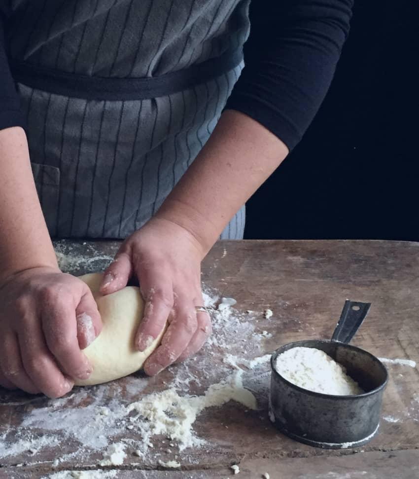 Färsk pastakurs - baka pasta från grunden