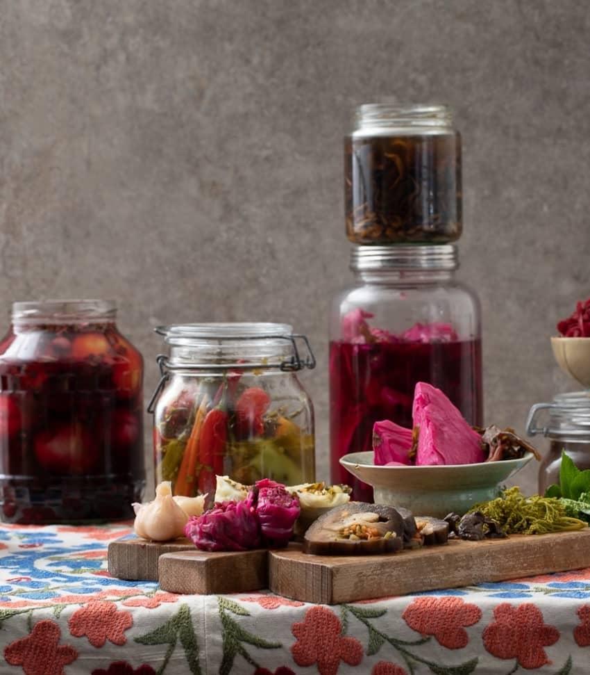 Allt du velat veta om Fermentering/mjölksyrning av grönsaker och dryck