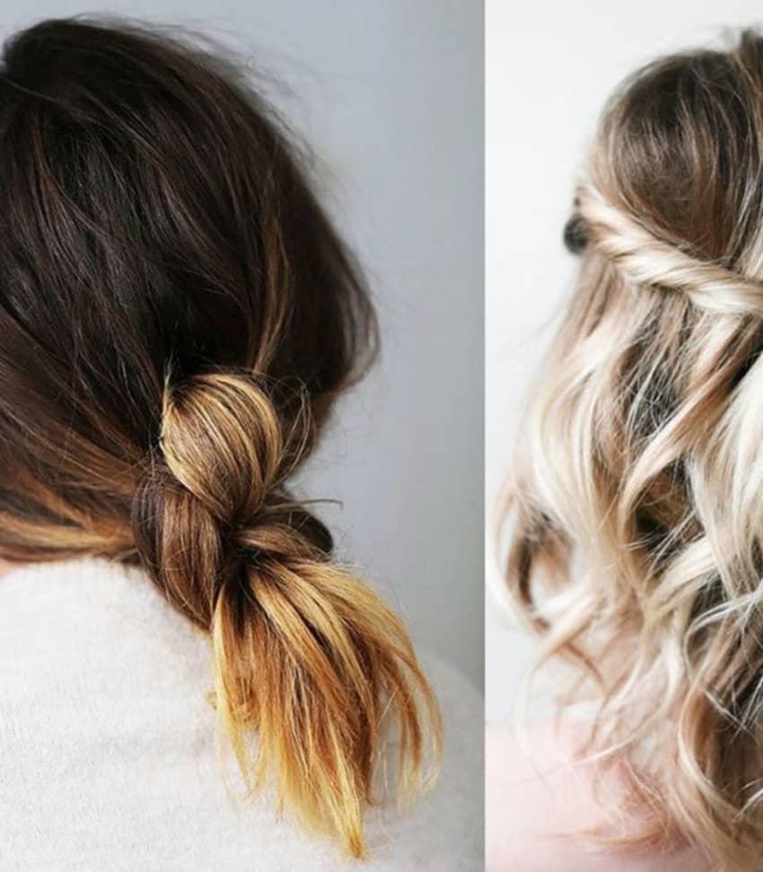 Everyday hairstyling skills