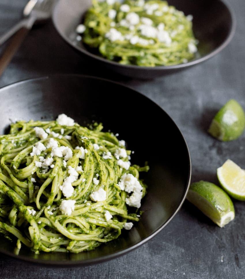 Peruansk och italiensk fusion matlagningskurs