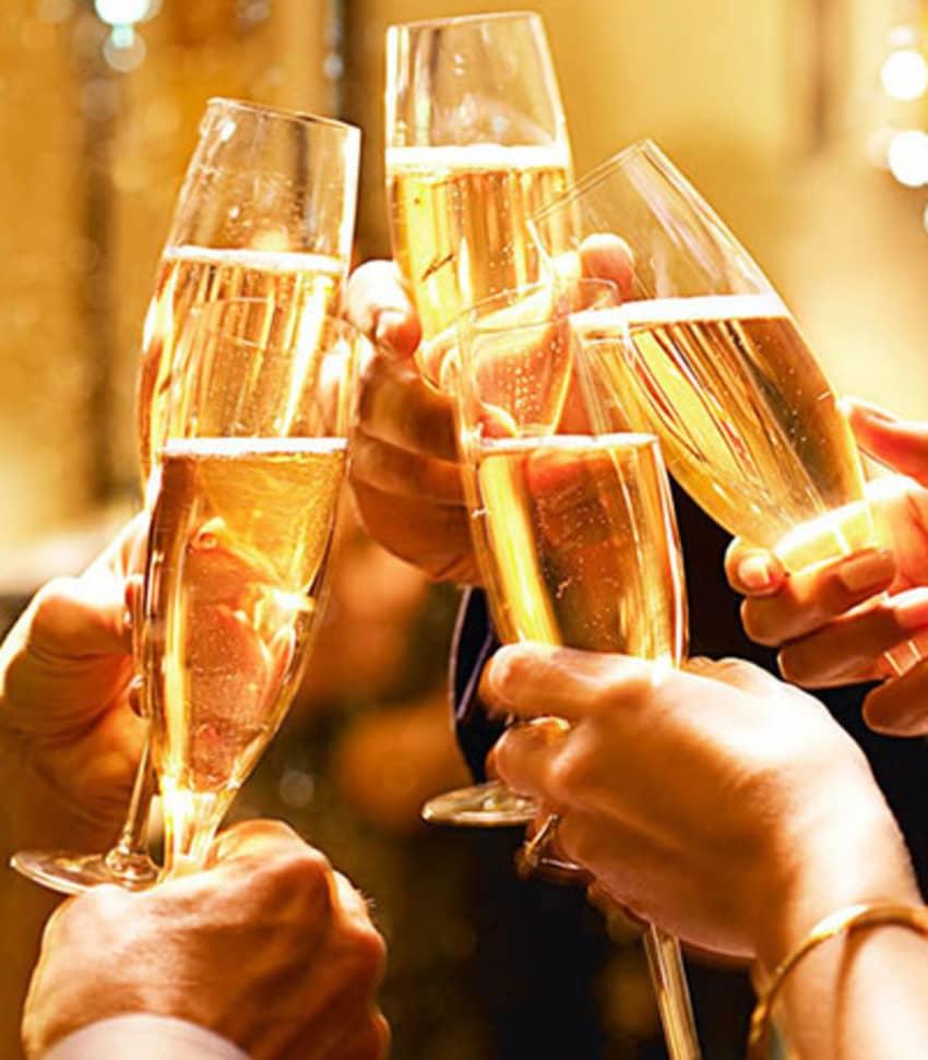 Champagne & Mousserande - vinprovning