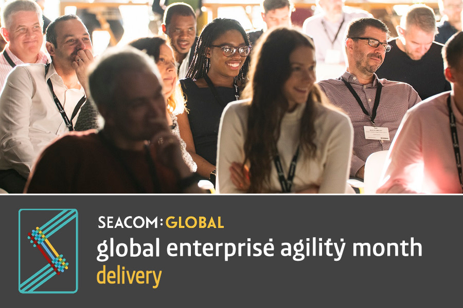 Global Enterprise Agility Month — Delivery Week