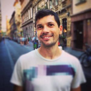 Photo of Csaba Hruska
