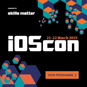 iOSCon 2019 - The conference for iOS and Swift Developers