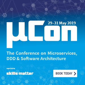µCon London 2019 - The Conference on Microservices, DDD