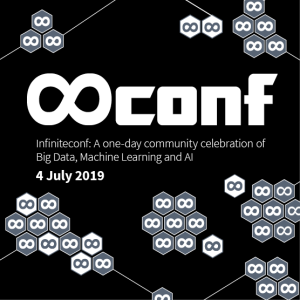 Infiniteconf 2019 - A one-day community celebration of Big