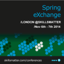 the Spring eXchange 2014