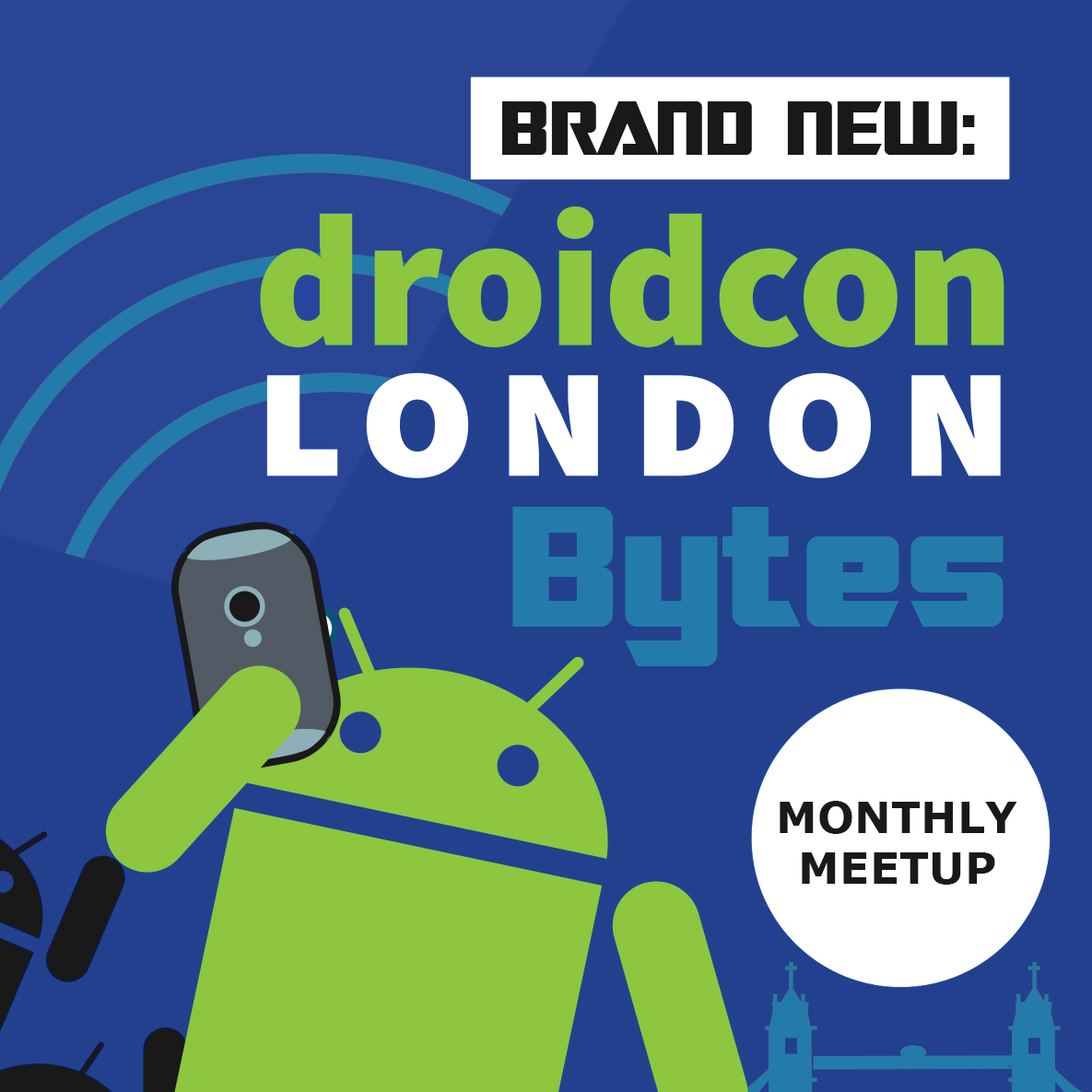 droidcon London 2016 | 27th - 28th Oct 2016 | London
