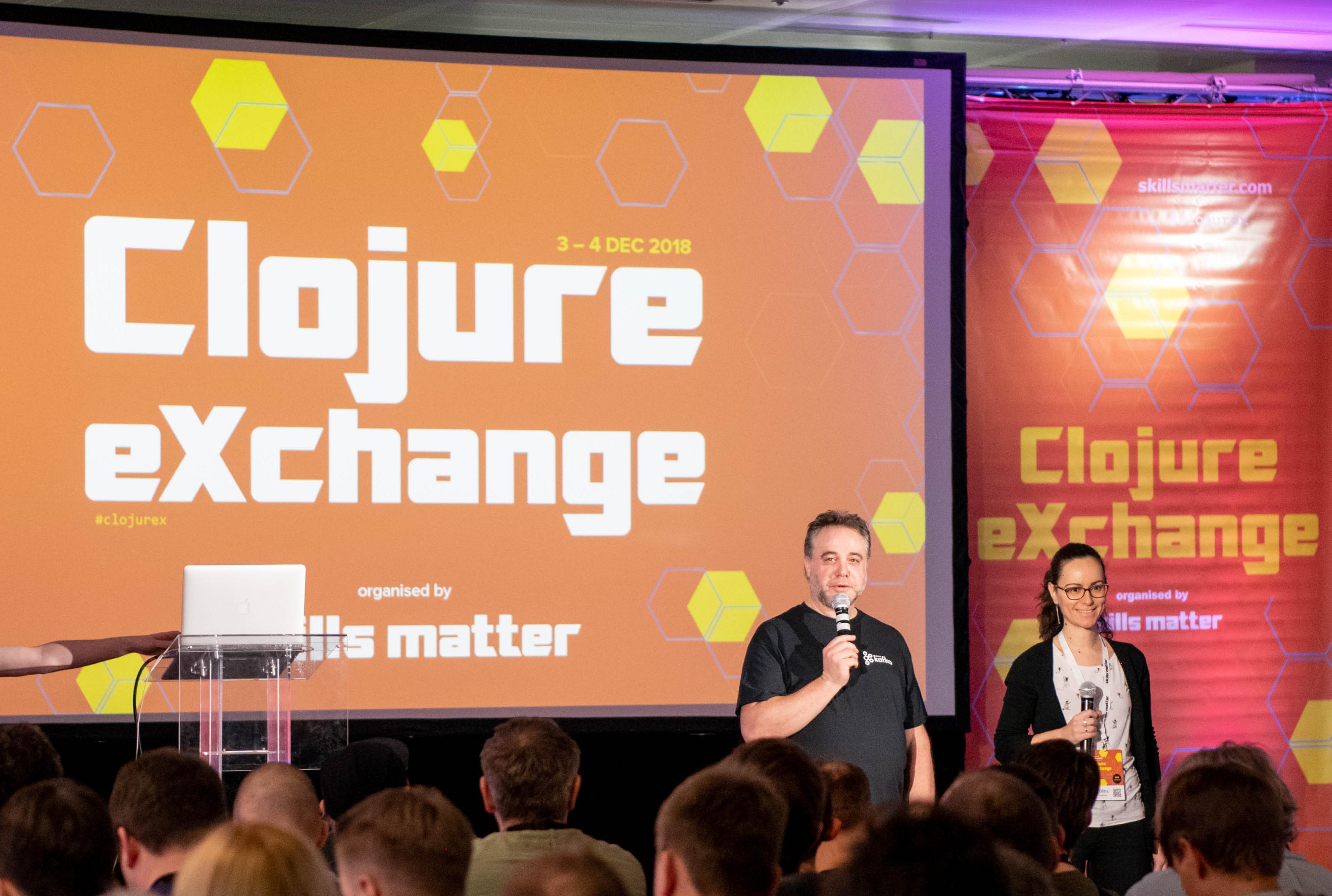 Skills Matter Clojure eXchange