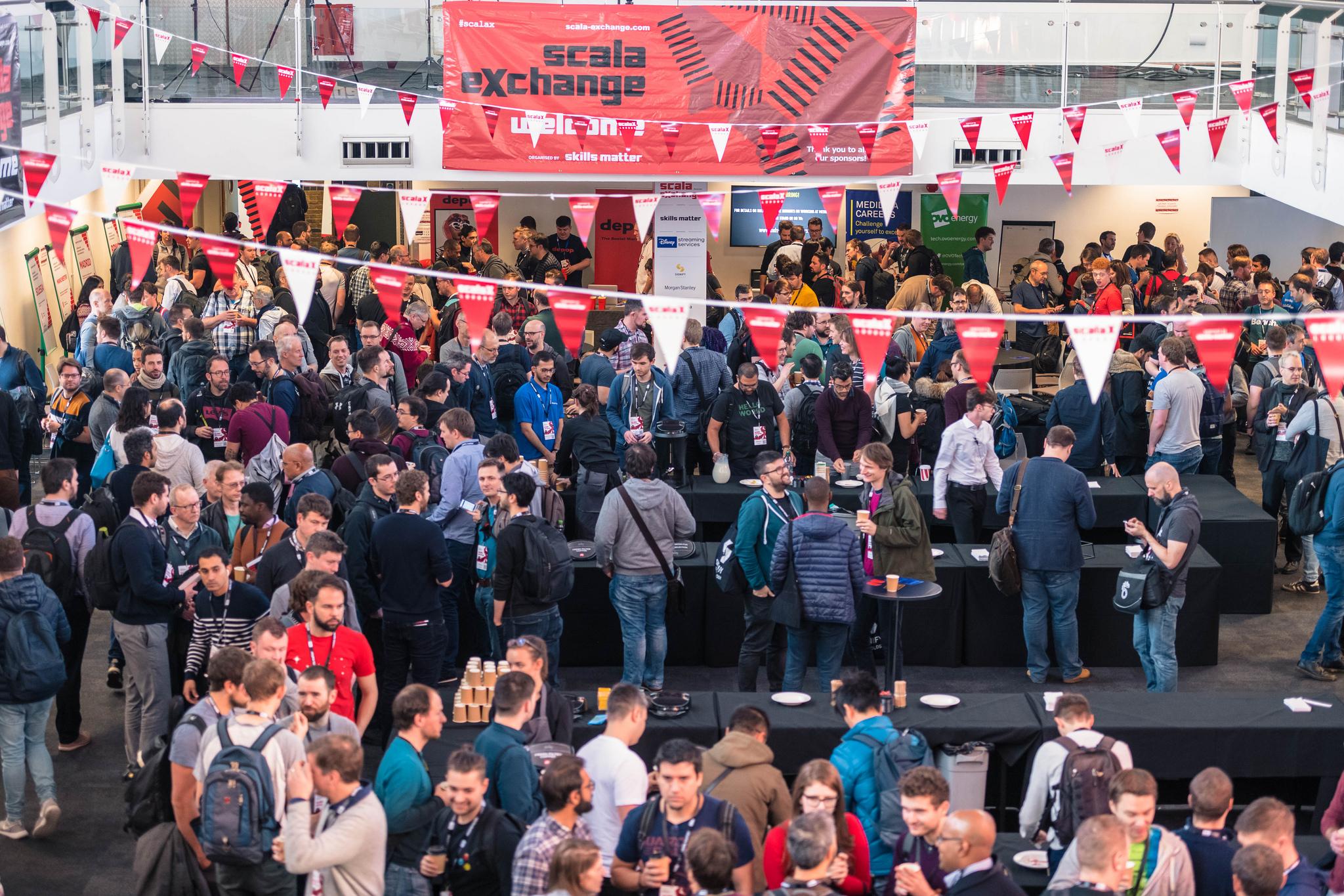 Scala eXchange London 2019 | 12th - 13th Dec 2019 | London