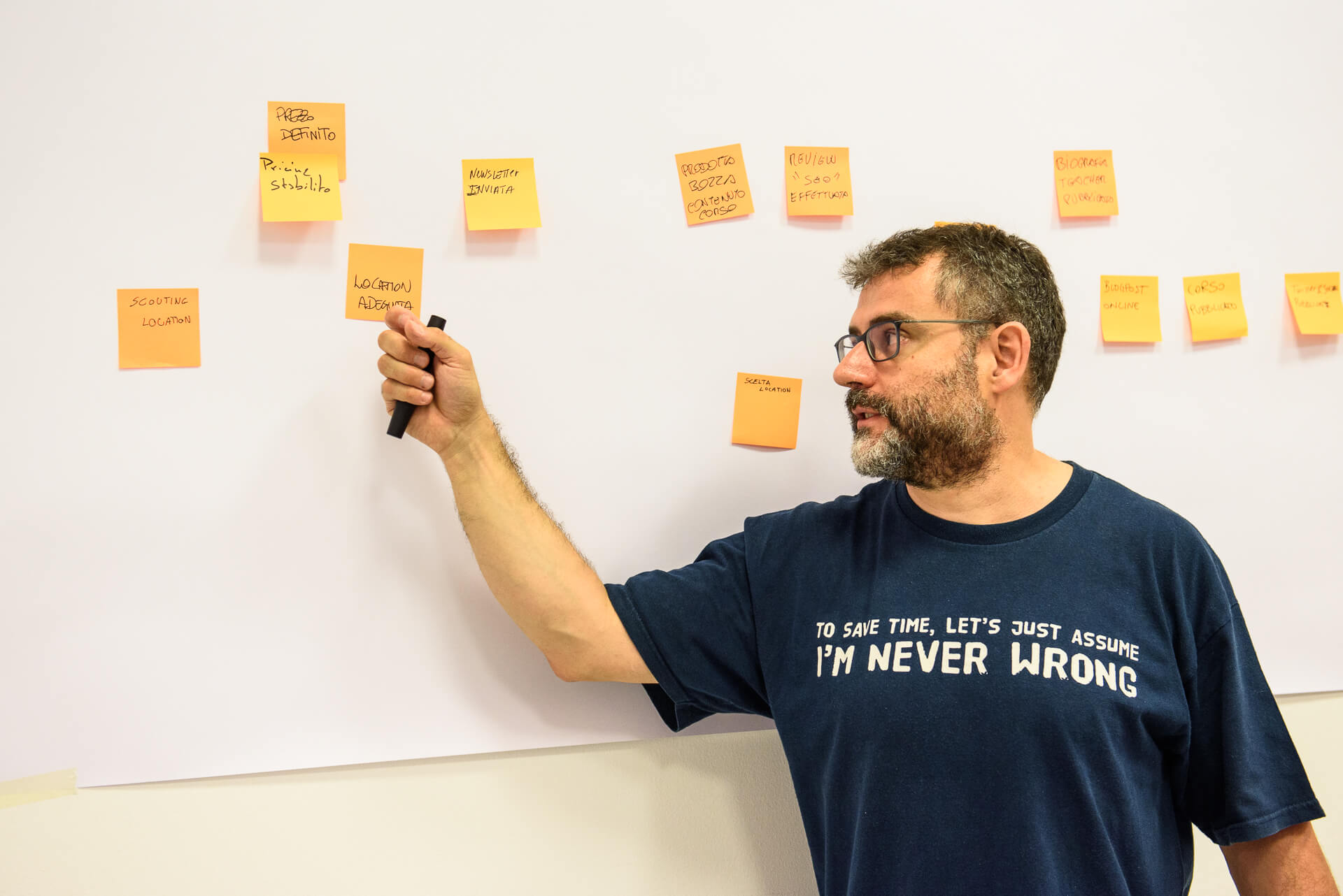 EventStorming with Alberto Brandolini