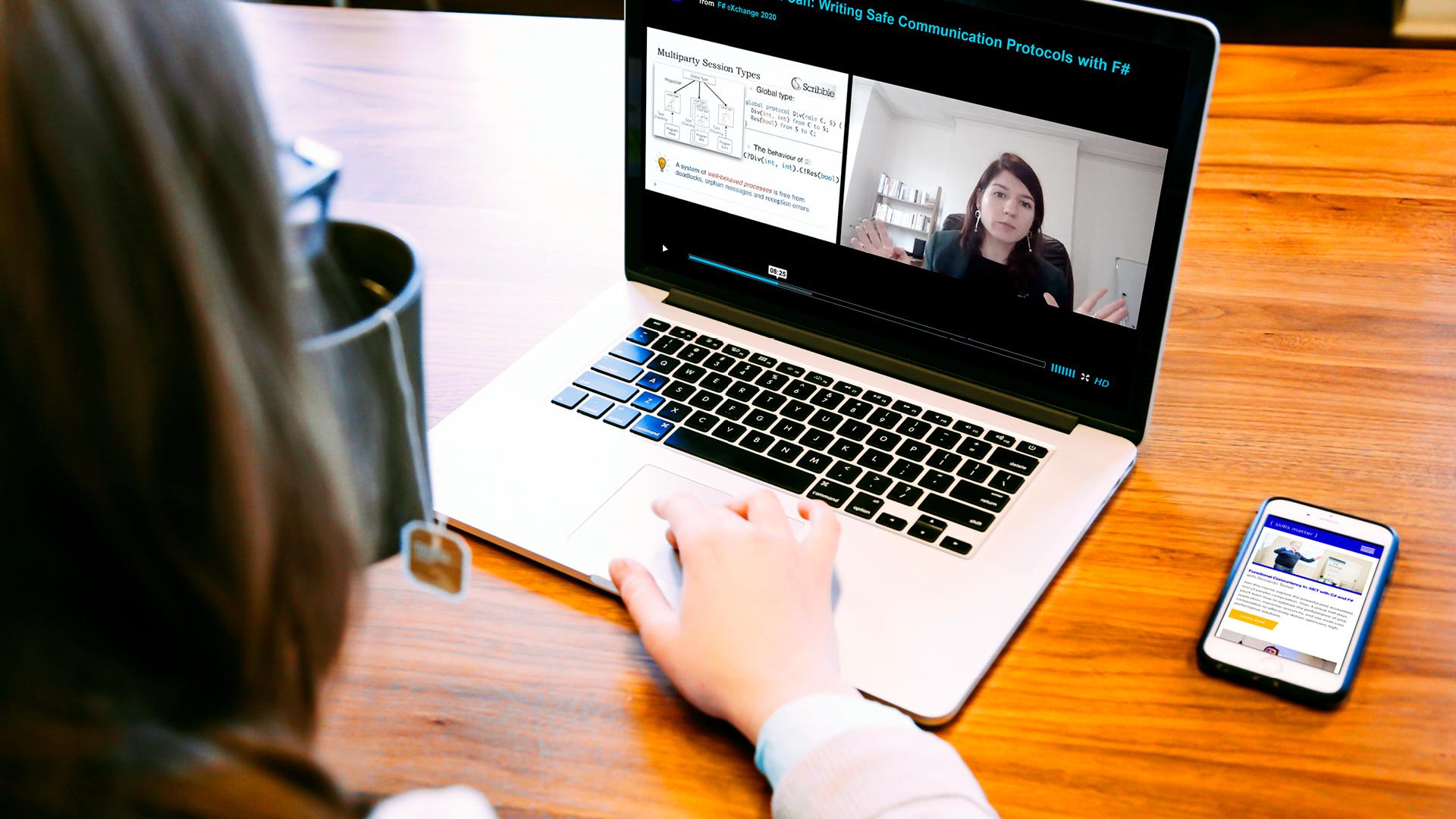 F# eXchange SkillsCast videos