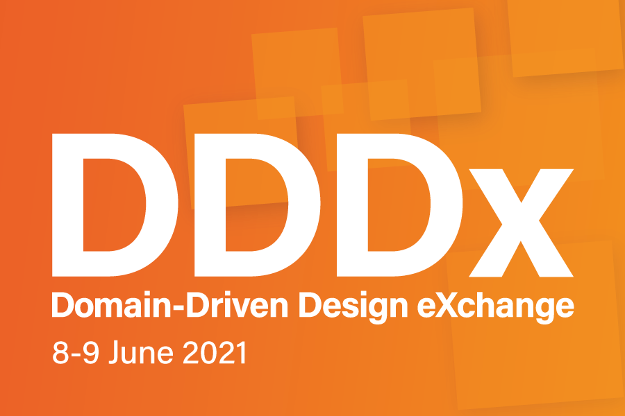DDDx: Domain‑Driven Design eXchange 2021