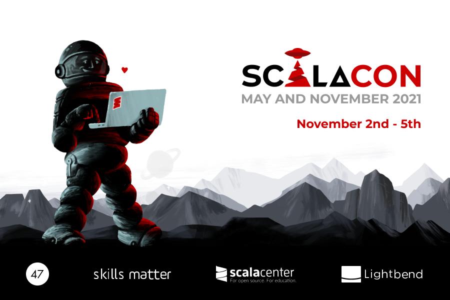 ScalaCon: November 2021